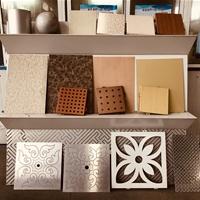 数控镂空雕花装饰铝板加工定制
