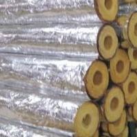 济南市管道管体保温管复合岩棉管