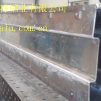 铝合金横梁焊接