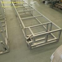 铝合金电器框架焊接