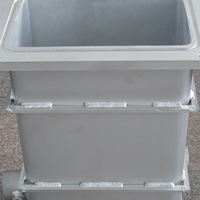 变压器铝合金箱体焊接加工