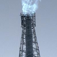 高爐煤氣放散火炬點火控制箱