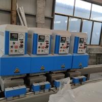 在工地上做塑钢门窗的装备焊接机有哪些型号