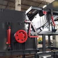 路得机械供应600型金属破碎机成套设备价格