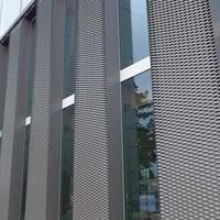 幕墙铝板网厂家推荐定制款幕墙铝板网