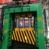 废钢液压剪切机龙门式Q91系列