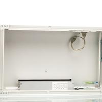 机械铝型材外框挤压加工阳极氧化