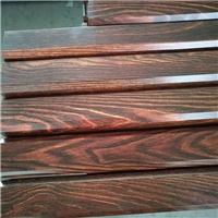 铝型材方管铝板楼梯扶手格栅