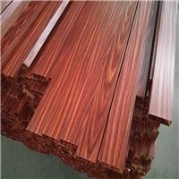 国钜厂家直销各种木纹铝方管方通来图定制