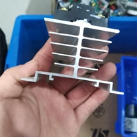 陕西隔热断桥门窗型材工业型材开模