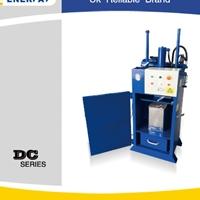 小型自动化油漆桶压扁机 质量可靠