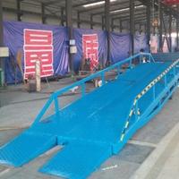 10吨移动登车桥 达县叉车装卸过桥制造
