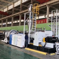 jinhailuo金海螺管材PVC锥双螺杆机筒