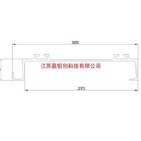江苏 铝罐车型材批量定制临盆