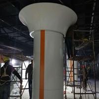 上海包柱铝单板订做 弧型铝单板供应厂家