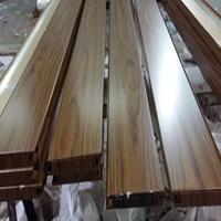 贵州热转印木纹铝方通订做  型材铝方通厂家