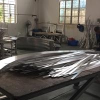 鋁方通 木紋鋁方通 弧形鋁方通吊頂