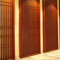 广州加工复古风铝窗花销售价格
