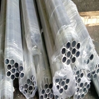 薄壁6063环保铝管