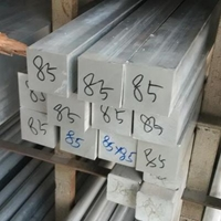现货国标2011铝方棒2500mm长