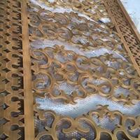 成都镂空雕刻铝板价格  艺术镂空铝单板装潢