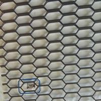 南充外墙铝网板幕墙 建筑外墙铝板网厂家