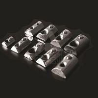 工业铝型材配件弹性螺母块