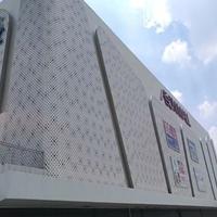 黄冈冲孔铝单板幕墙  建筑外墙穿孔铝板装饰