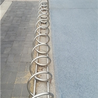 供应自行车停车架加工制作