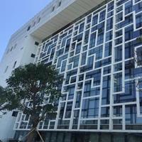 长沙外墙装潢铝窗花订做 焊接铝花格厂家