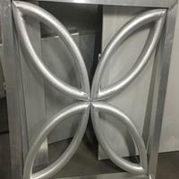厦门异型外墙铝单板装饰 双曲铝板厂家直销