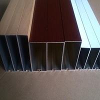 福建材料铝方通幕墙 幕墙铝方管生产厂家