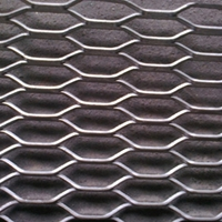 凉山菱形铝网板幕墙 建筑幕墙铝网板厂家