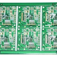 风扇线路板遥控电风扇电路板-百宏电路PCB
