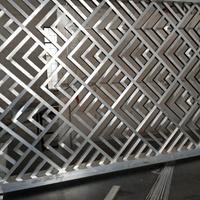 铝窗花工厂质量跟进服务