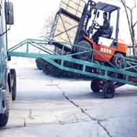 6吨移动登车桥 雷山县液压装卸升降桥价格