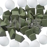 优质氧化铝磨料生产高铝瓷抛光石价格行情