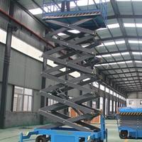 16米升降机 新建县剪叉式升降平台设计