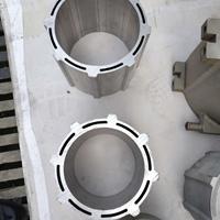 铝合金水冷电机壳汽车空调电机水冷铝壳