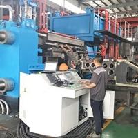 600T鋁型材擠壓機可以生產鋁合金卷簾門嗎?