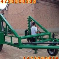 8吨机械起重拖车操作视频