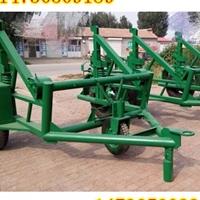 放线拖车四轮承载力加固版放线拖车