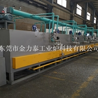 东莞厂家直销一连式铝合金时效炉