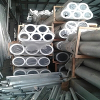 合金铝管   6082铝管零割6082铝板包邮