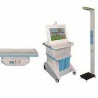 婴儿卧式身高体重测量仪 身高 体重秤厂家