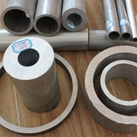 厚壁鋁管6061大口徑鋁管