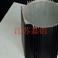 揚州 電機殼型材氧化噴涂