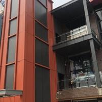 氟碳漆噴涂鋁單板 電梯包邊鋁單板