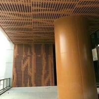 冲孔立体图案-图案铝板冲孔造型