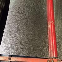 0.8mm压花铝板 桔皮花纹铝板